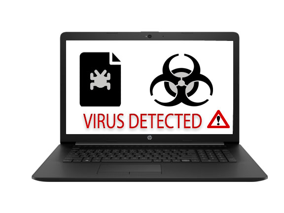 virus removal dallas